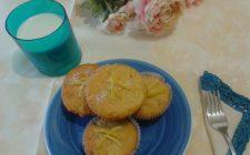 La ricetta dei muffin al limone per la merenda estiva