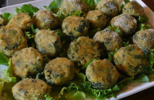 Ecco le polpette con verdure con la ricetta per i bambini