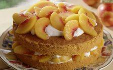 Torta base per cake design, la quattro quarti al limone