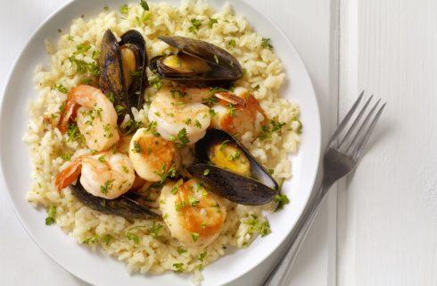 Il risotto ai frutti di mare, ecco la ricetta semplice