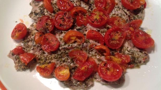 Ecco le alici alla pizzaiola con la ricetta al forno