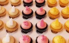 Cupcake per la nascita dei bambini, la ricetta per il baby shower