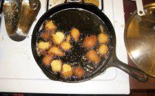Le frittelle con farina di ceci da fare con la ricetta tradizionale