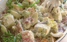 L'insalata di patate all'americana con la ricetta originale