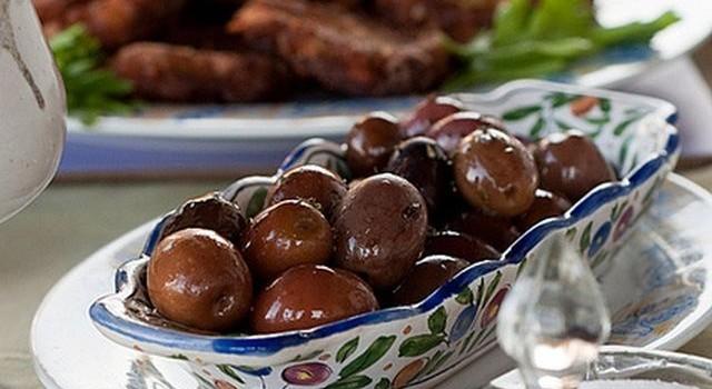 La ricetta delle olive fritte alla siciliana