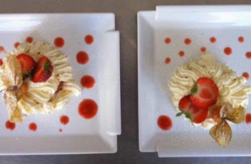 Vacherin dessert come dal pasticcere, segreti e tecniche