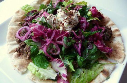 Ecco la ricetta del pane arabo per fare il kebab