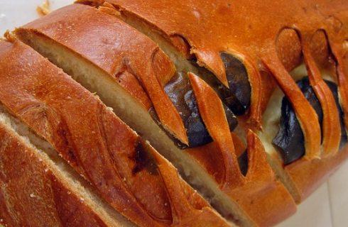 La ricetta del pane con fichi e lardo da fare in casa