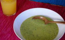 La ricetta del passato di zucchine vellutato e cremoso