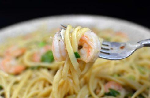 La ricetta della pasta mare e monti per la cena con amici