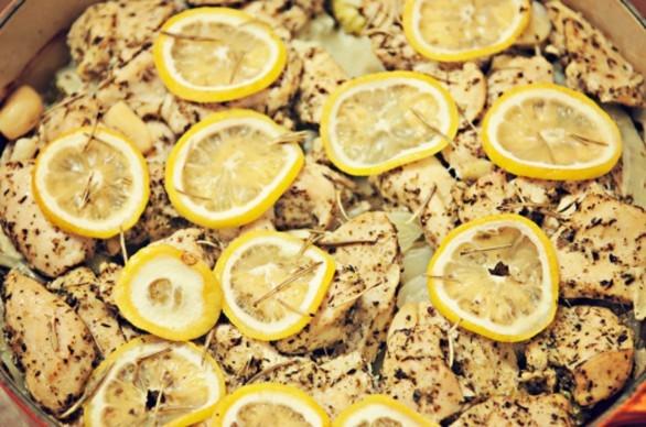 La ricetta degli straccetti di pollo al limone facile da fare