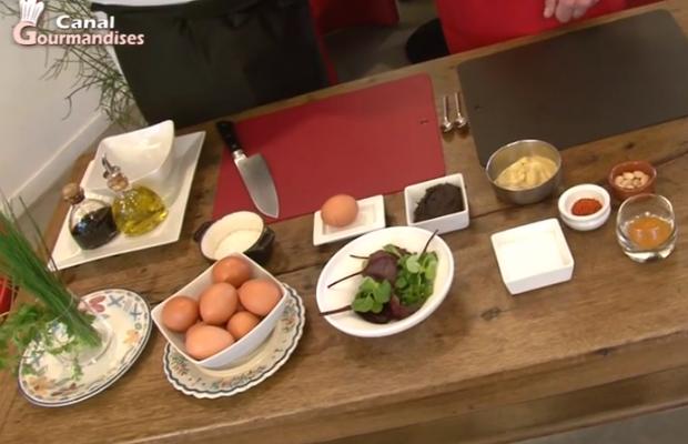 Uova con maionese, la ricetta del gran classico dei bistrots francesi