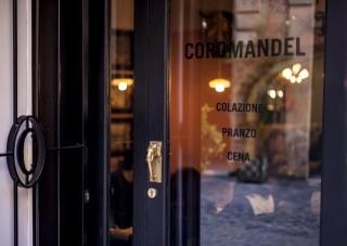 Coromandel, Roma