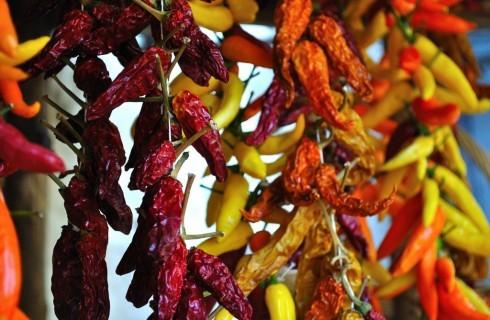 Il peperoncino: tra colore, sapore e un po' di mistero
