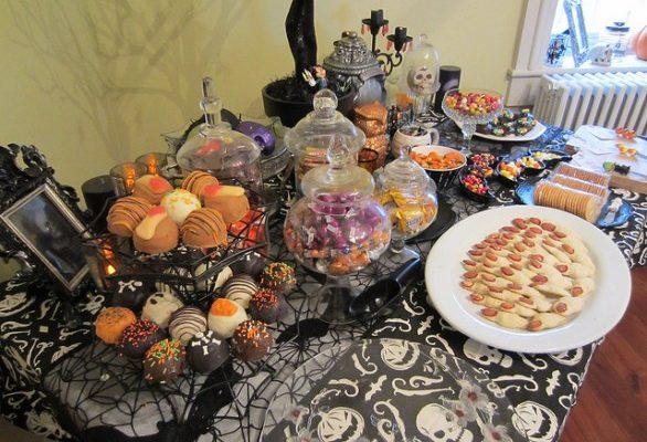 Le 5 ricette di Halloween da fare con il Bimby dagli antipasti al dolce