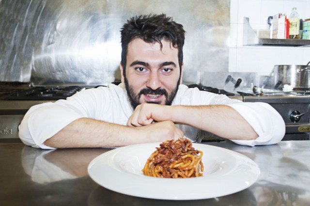 Chef Davide Del Duca