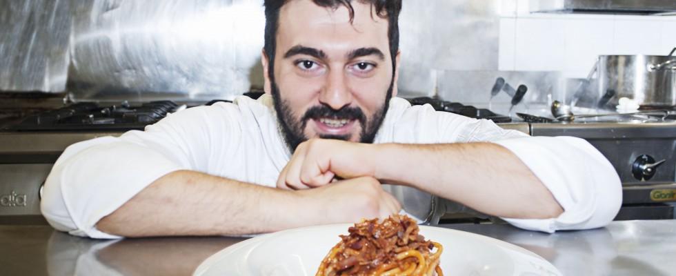 Chef Davide Del Duca, Osteria Fernanda – Roma