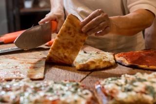 Antico Forno Roscioli: la storia della pizza alla pala