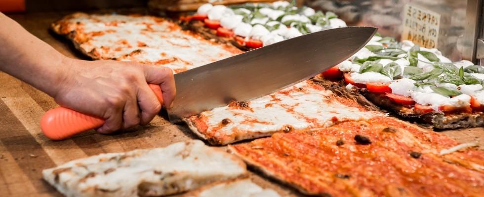 Roma: tutti i tipi di pizza da mangiare nella Capitale