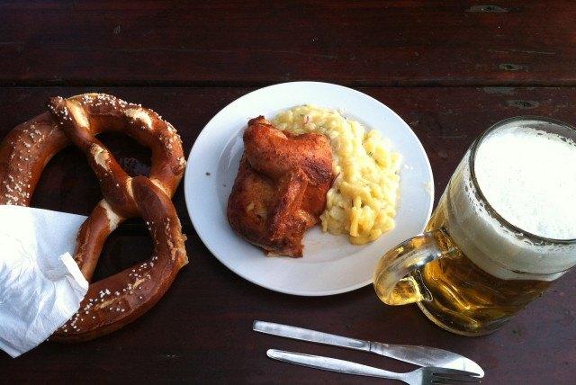 Mangiare in Germania