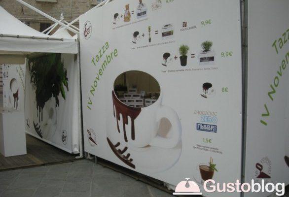 Eurochocolate 2013: la sostenibile dolcezza dell'essere, in mostra a Perugia