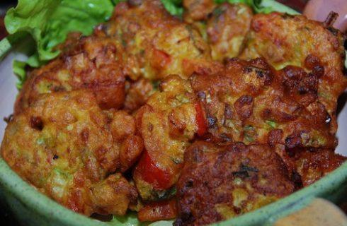 I frittini di verdure al forno, ecco la ricetta semplice