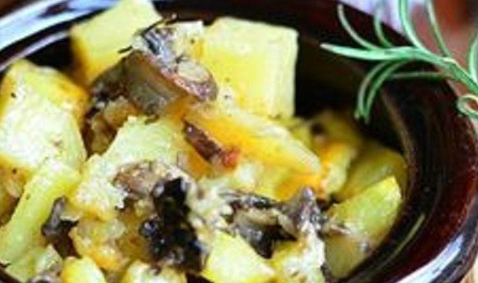 5 ricette con funghi e patate per piatti semplici ma gustosi
