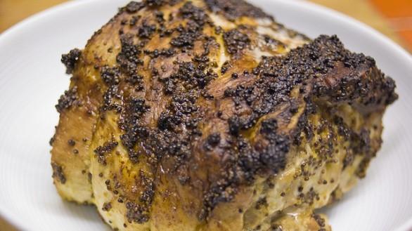Ecco la ricetta del maiale alla senape per un secondo piatto sfizioso