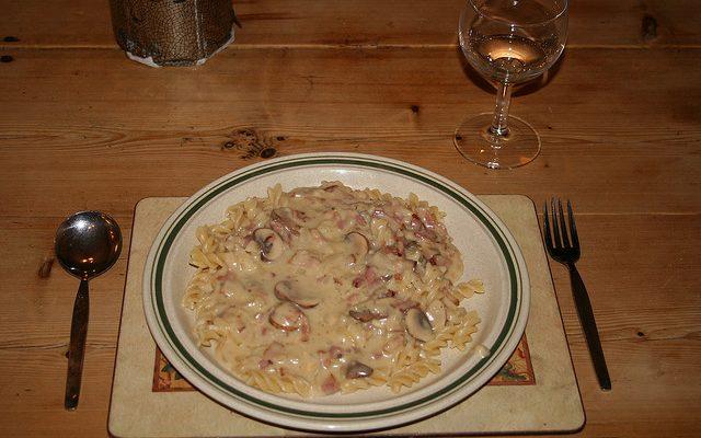 La ricetta autunnale della pasta con le castagne
