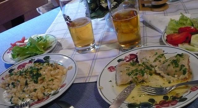 La ricetta dei ravioli della Carinzia con il ripieno di patate
