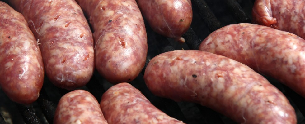 Ritirati lotti di salsiccia cruda proveniente dall'Italia