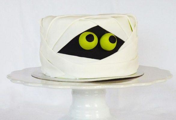 Le decorazioni di Halloween per guarnire torte e cupcake
