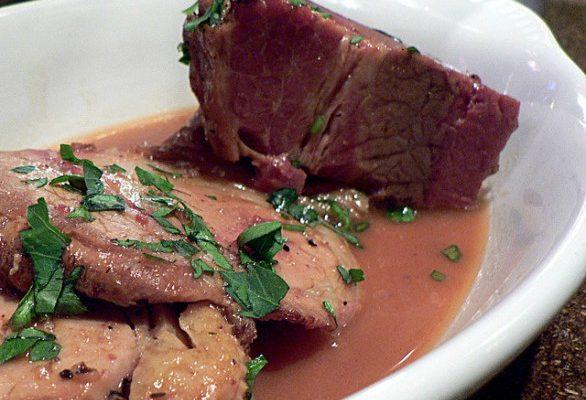 Vitello in umido alla marchigiana, la ricetta del piatto della tradizione