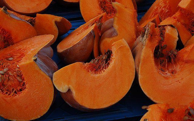 La ricetta per il secondo piatto di Halloween: zucca gratinata al forno