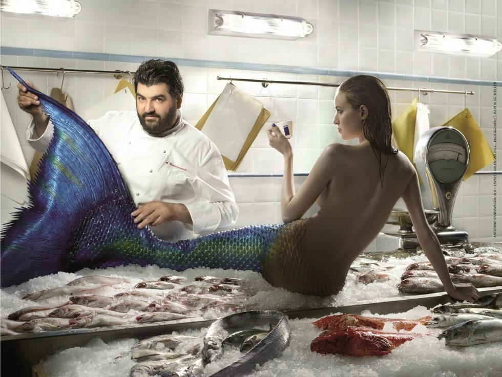 Calendario Lavazza 2014: cosa ispira i grandi chef? - Foto 4