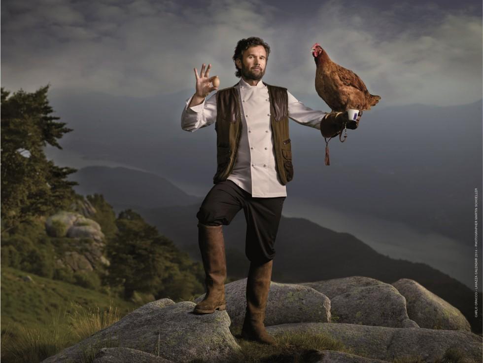 Calendario Lavazza 2014: cosa ispira i grandi chef? - Foto 5