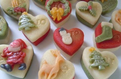 Natale in dolcezza: la pasta di mandorle