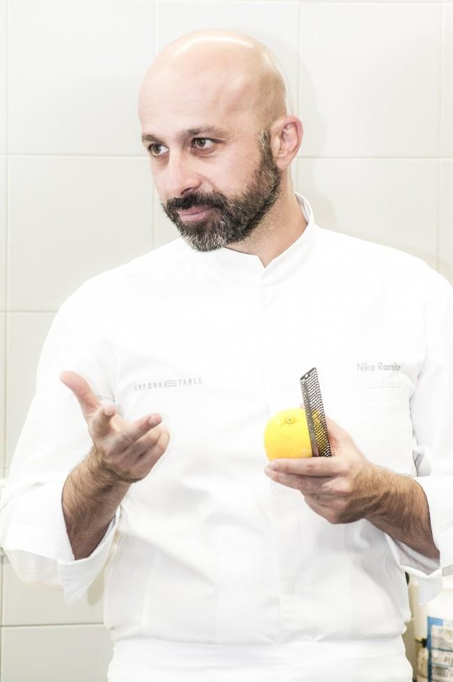 Unforketable: Niko Romito e Pastificio Garofalo - Foto 7