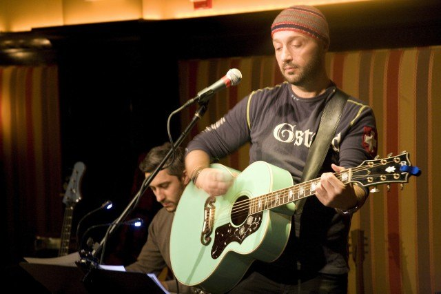 Joe Bastianich and the Ramps