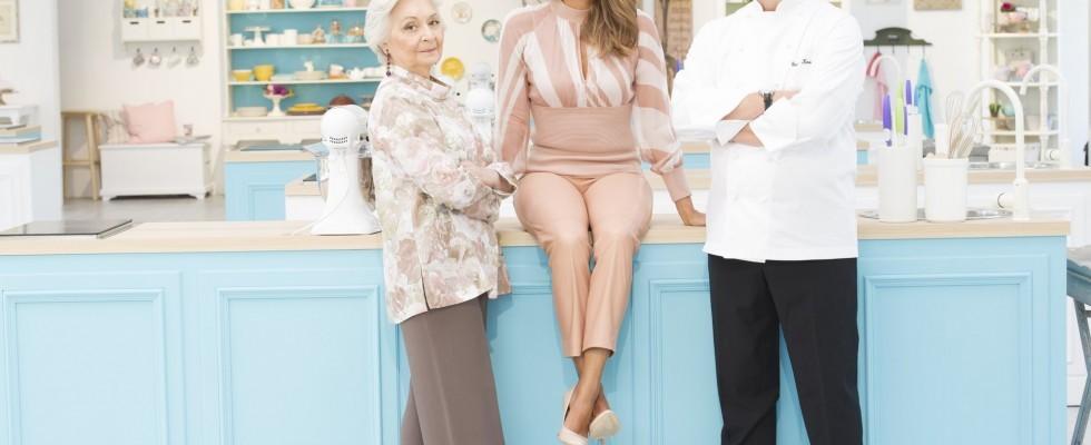 Bake Off: intervista a Benedetta Parodi