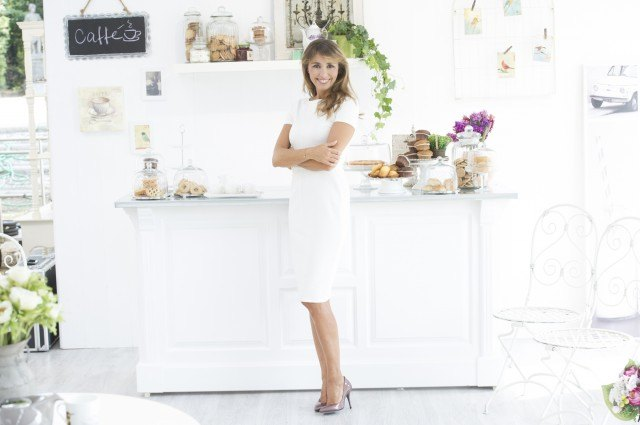 Benedetta Parodi conduce Bake Off su Real Time