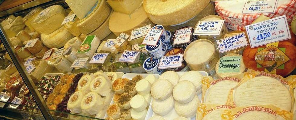 Borgiattino, la bottega del formaggio a Torino