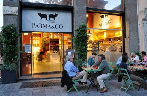 Parma & Co, Milano