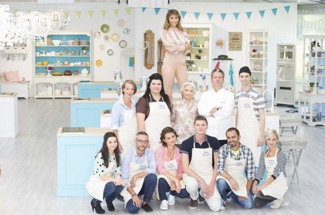 I concorrenti della prima edizione italiana di Bake Off