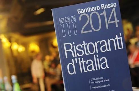 Guida ai Ristoranti d'Italia 2014, Gambero Rosso