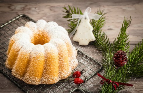 Gugelhupf: la ricetta del dolce tedesco