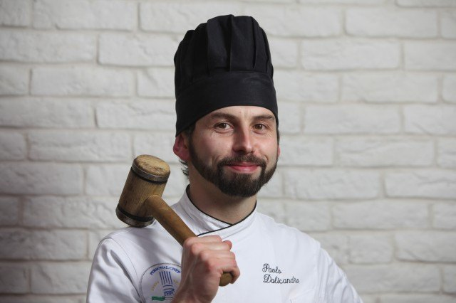 Paolo Dalicandro, chef