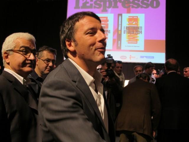 Matteo Renzi, sindaco di Firenze.