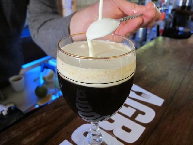 Irish Coffee step 2