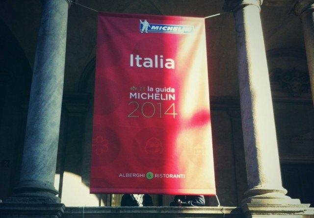 Presentazione della Guida Michelin 2014